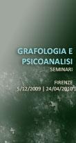 Grafologia e Psicoanalisi
